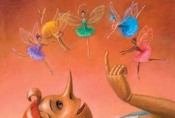 孩子表演,究竟是为了什么?_北京儿童芭蕾培训