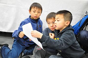 人大附男子舞团观摩记-北京儿童芭蕾培训