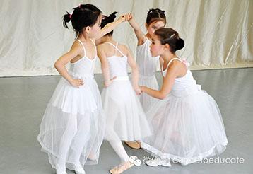 2014暑期儿童芭蕾工作坊总结(五)-北京儿童芭蕾培训