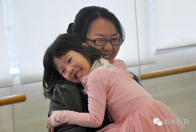 让爱在舞动间传递-北京儿童芭蕾培训