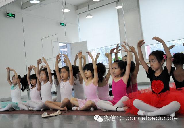 2014暑期儿童芭蕾工作坊(四)-北京儿童芭蕾培训