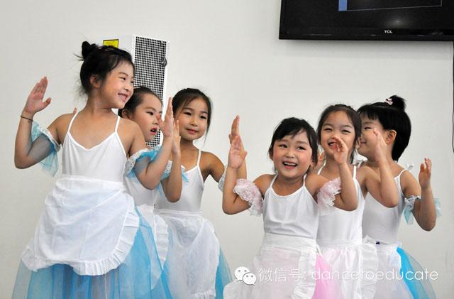 2014暑期儿童芭蕾工作坊(二)-北京儿童芭蕾培训