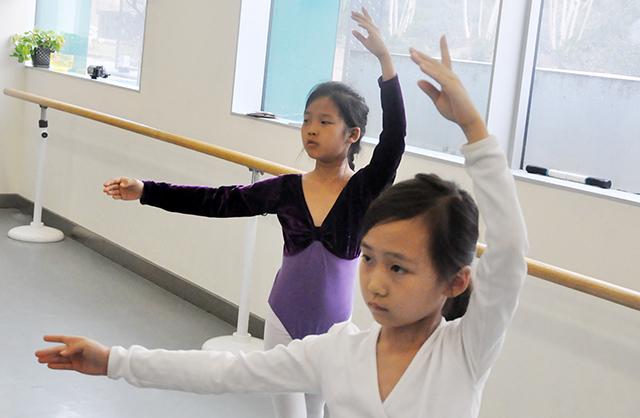 孩子学跳舞,学的究竟应该是什么?-北京儿童芭蕾培训