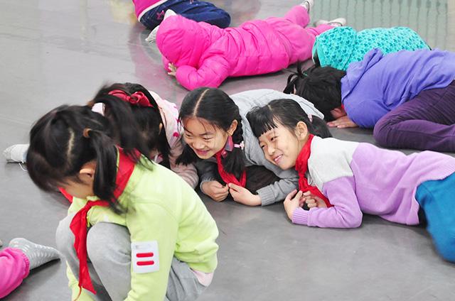 从基础舞蹈教育研究看儿童舞蹈教学中的问题三四_北京儿童芭蕾培训