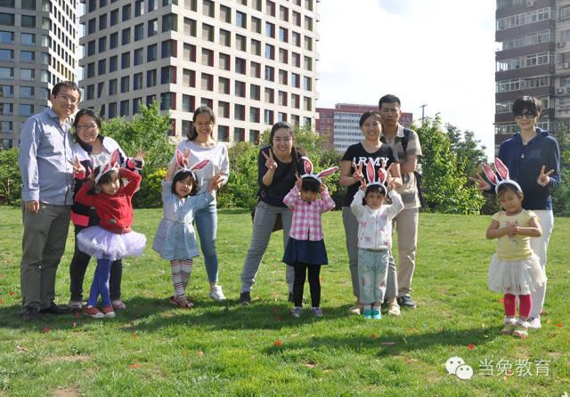 Duang~彼得兔芭蕾游园活动结束啦~-北京儿童芭蕾培训