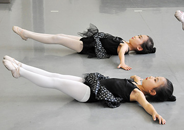 2015暑期儿童芭蕾工作坊总结(一)-北京儿童芭蕾培训