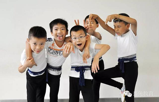 2015暑期工作坊总结(二)-北京儿童芭蕾培训