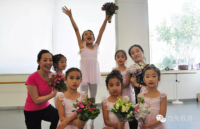 2015暑期工作坊总结(四)-北京儿童芭蕾培训