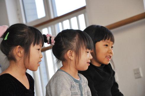 思想的种子_北京儿童芭蕾培训