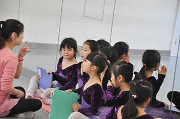 当兔创作课启动-北京儿童芭蕾培训