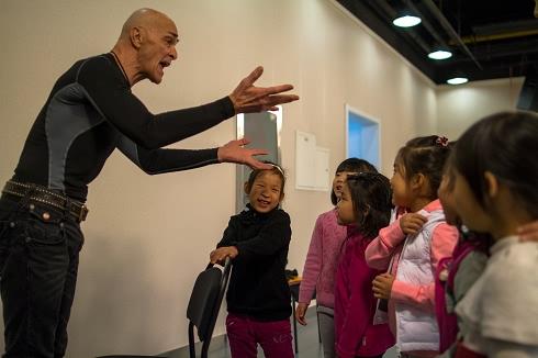 英文音乐剧公开课-北京儿童芭蕾培训