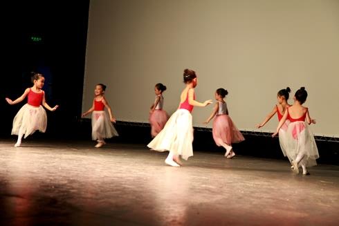 2012年度汇报演出-北京儿童芭蕾培训
