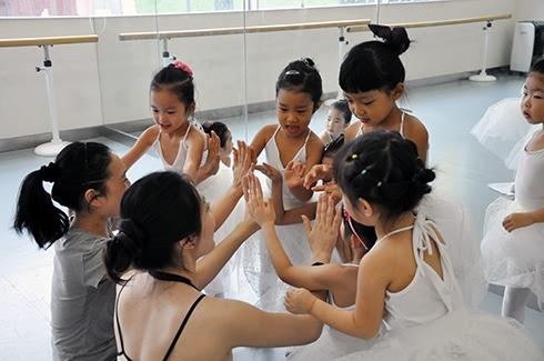2013年当兔小独舞暑期工作坊展演-北京儿童芭蕾培训