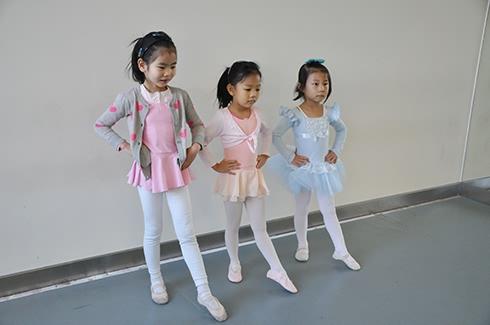 经典剧目课启动-北京儿童芭蕾培训